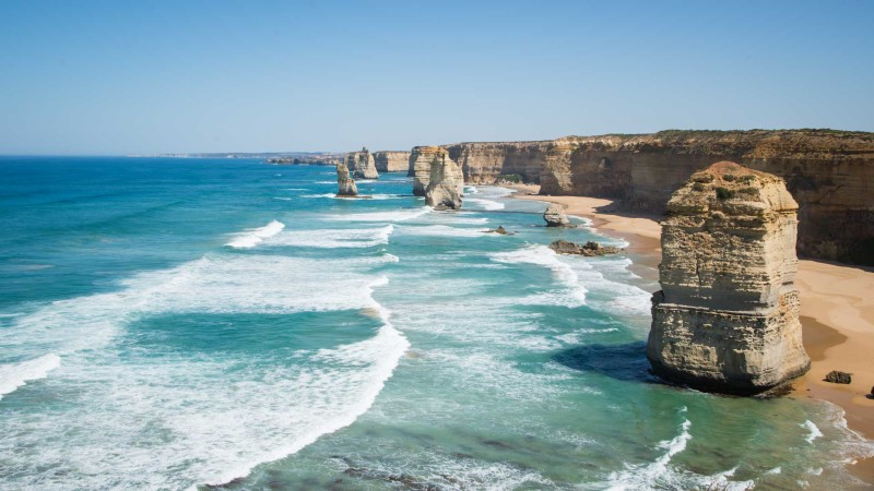 Great Ocean Road drive 2019 [self itinerary with map of