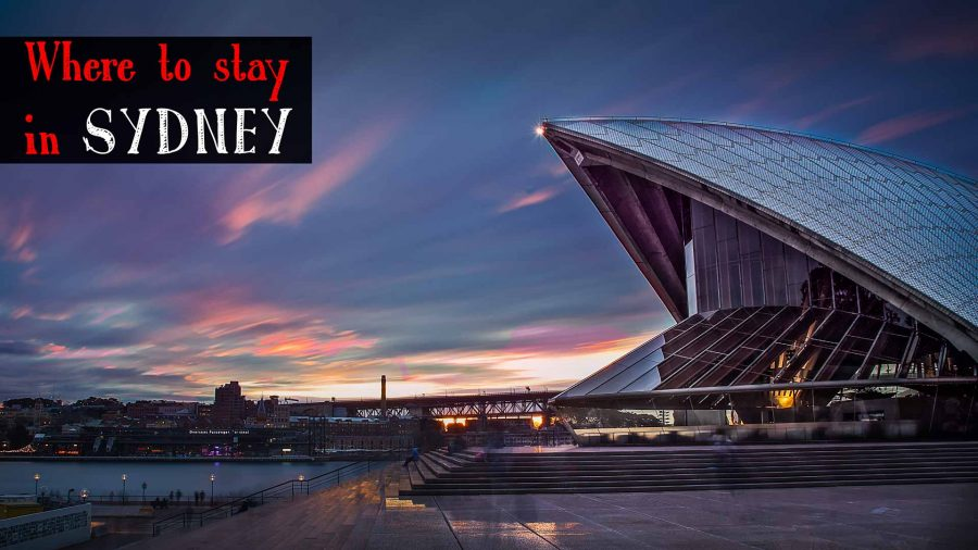Best places to stay in Sydney 2019 [best areas MASTER GUIDE