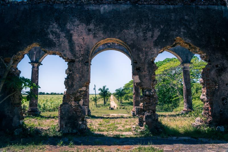 A visit to an 18th-century coffee plantation in the West of Cuba