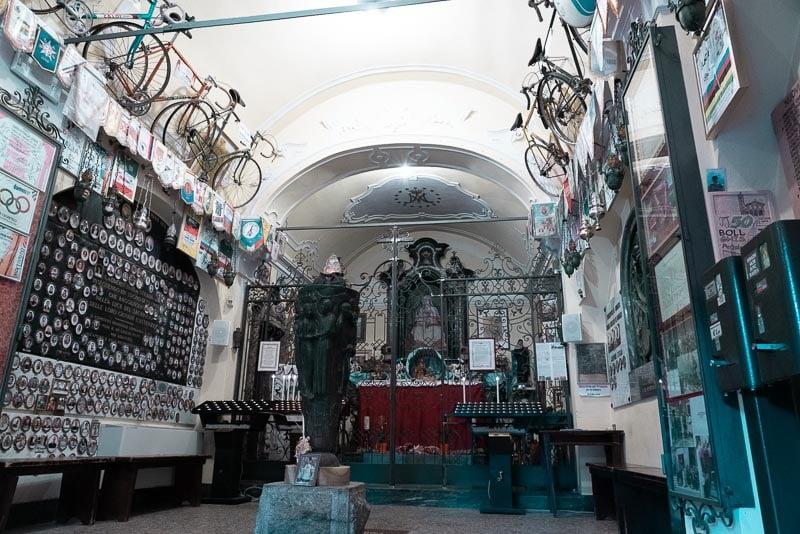 De Madonna del Ghisallo kapel
