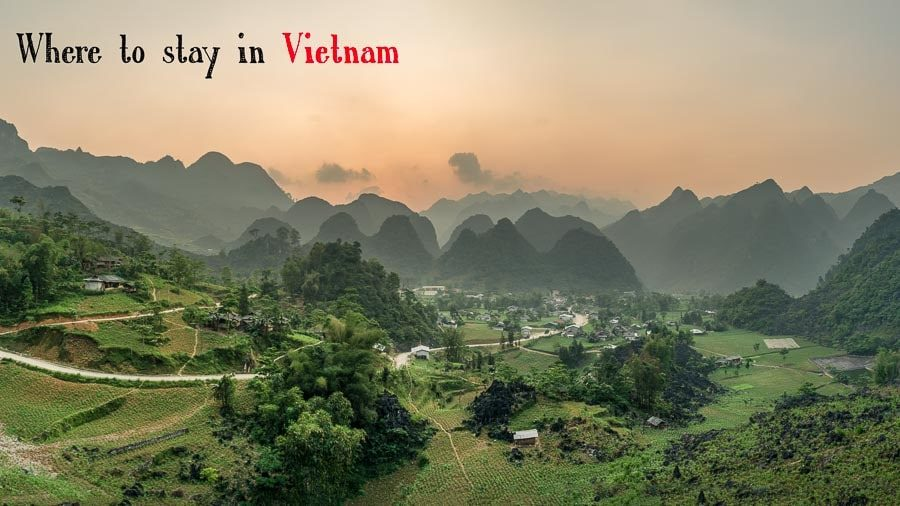 Best places to stay in Vietnam 2019 [top areas with